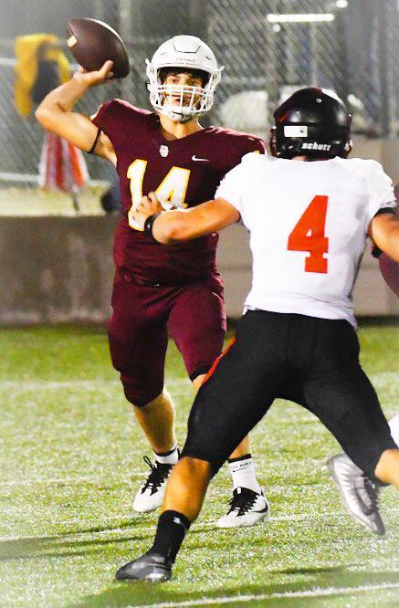 GAME NIGHT: Dripping Springs High School Football vs. Canyon New Braunfels 9-14-18