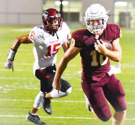 GAME NIGHT: Dripping Springs High School Football vs. Canyon New Braunfels 9-14-18